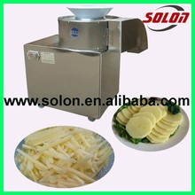 stainless steel potato slice cutting machine from solon company