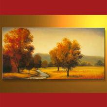Guarantee Quality Oil Painting Modern Tree