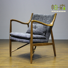 Danish wool cashmere lounge chairs manufacturer by China