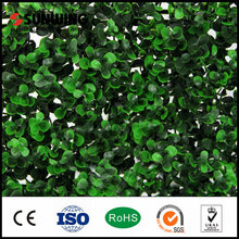 2015 new products decor artificial plants walls for garden