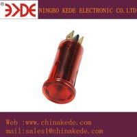 LED 24v indicator lamp power pilot light 12.7mm mounting hole