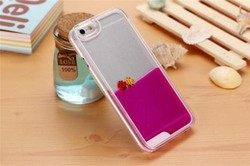 Creative fish tank swimming case for iphone,covers for iphone 6