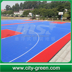 Multifunctional Sports Court flooring Basketball Floor