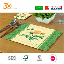 Fashion kitchen dining table mat, kitchen table mat