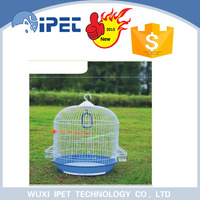 Ipet New Small Wire Metal Folding Bird Carrier Pet House