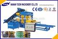 Que hace la máquina del bloque de hormigón utilizado qt4-15 máquina del bloque hueco precio