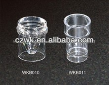 Desechables de plástico taza de la muestra para 1l/de extracción de testigos, material de laboratorio de plástico en china
