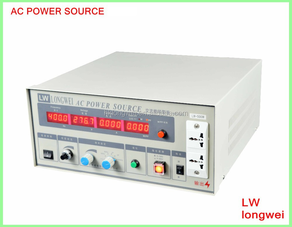 Frequency Of Ac : Ac frequency conversion power supply variable