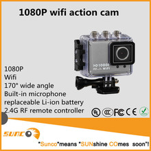 sj4000 mini action camera full hd, 1080P and wifi,waterproof up to 50M action camera