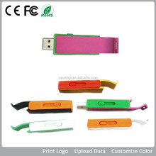 Bulk Cheap Logo Usb Drives, Slide Flash Usb Bottle Opener