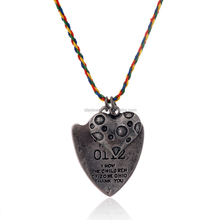 Europe and the United States love vintage pendant Necklace high-grade custom letters