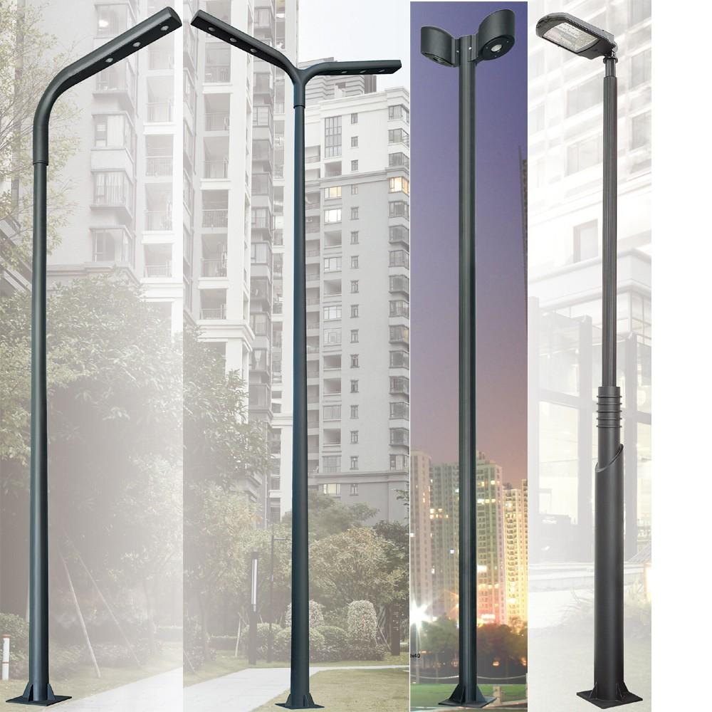 Zhongshan Daheng Outdoor Aluminum Modern Garden Pole Light