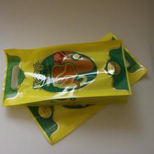 China food rice bag/rice packing of quad seal bag/cotton bag packing rice