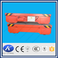 Factory directly supply four wheel flat cart for sale