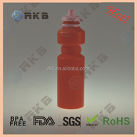 Plastic Water Bottle for sport men and women