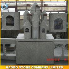 cheap price Spanish model granite monument