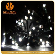 Changeable hight quality Led bell string light F5/Inner fovea for Christmas