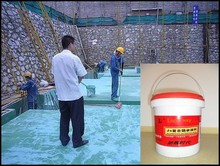 High polymer latex and Inorganic powder JS Composite Cement-based Waterproof Coating concrete for concrete floor resurfacing