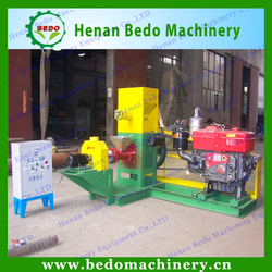 China Professional Stable poultry pet feed mill organic fertilizer fish meal machinery aquatic feed machine 008613253417552
