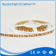 3528 IP20 60led Nonwaterproof UL certificate 3528 warm white flexible smd led strip