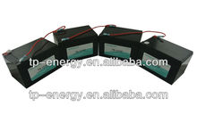 12V 20Ah lithium battery in series and parallels