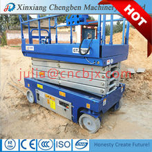 new arrival scissor lifts made in china with manufacturer price