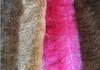 100% polyester PV plush fur fabric