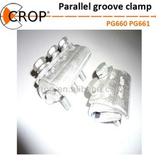 Overhead line clamp/Paralle Groove Clamp/PG 660 PG 661