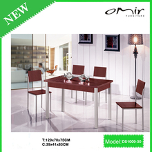classic luxury wooden dining room set DS1009-30
