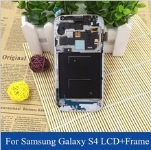 LCD for Samsung Galaxy S4 LCD with Touch Screen Digitizer Replacement White Black Blue i9500 i9505 i337 m919 i545 l720 r970