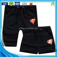 Wholesale Custom Breathable Cotton Printed Sweat Shorts