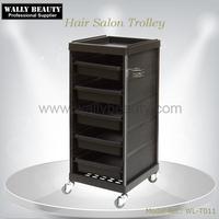 Direct manufacturer of salon hair color trolley cart salon supplies