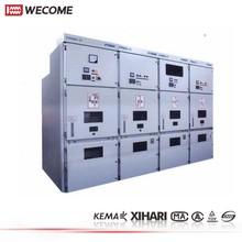KYN28 Metal 12kV sf6 gas insulated switchgear Panel For Circuit Breaker