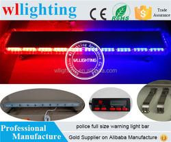 12V Car LED Light Car Red and Blue LED Lightbar For Car Dash Light Flashing Lights