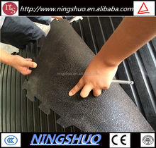 Anti backteria non slip durable rubber stable horse matting