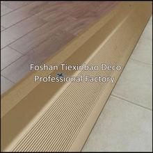 Decorative Bronze Stair Nosing, Safety Stair Nosing, Stair Nosing Strips