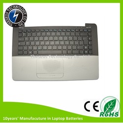 China laptop keyboard supplier silver US / UK / SP / LA / RU / SA / IT /PO / JP 9J.N2K82.50F laptop keyboard for Asus UX30