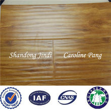 High quality hand scratched 12 mm laminate flooring
