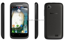 KOMAY Lenovo mobile phones 2 cameras Android 4 inch HD Screen Lenovo A396 Quad core mobile phone