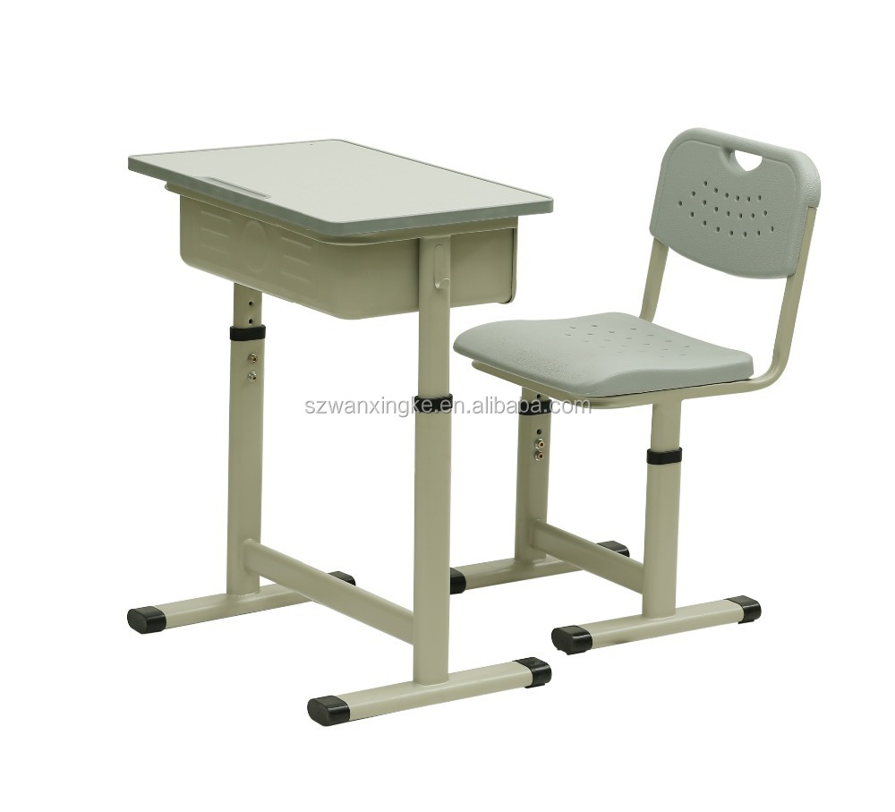 School table and chair student chair and desk furniture for Table student