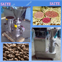 cooling system tahini maker/ machine for fruit nuts vegetable