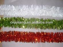 hot selling christmas decoration pick/tinsel garland