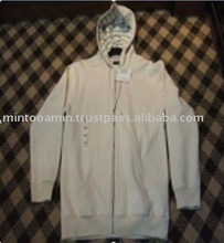 KI-0018 White Mens Sweat Shirt XXL