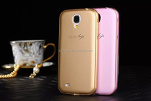 2015 New Products Luxury Metal Bumper Case for Samsung Galaxy S4 I9500