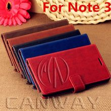 Original Bag Cover for samsung galaxy note 3 n9000 Luxury Wallet with Stand Leather Case with Card Holder Free shipping