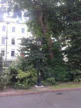 Manufacturer Antique Lamp Pole Price & Lamp Pole Light