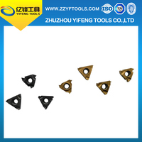 CNC turning tool inserts buttress threading inserts for aluminium