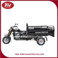 2015 KAVAKI hot sale farmer 3 wheel motorcycle/200cc cargo trike,EEC tricycle for sale