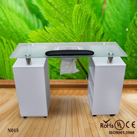 2015 beauty manicure table nail table nail desk for sale KZM-N015