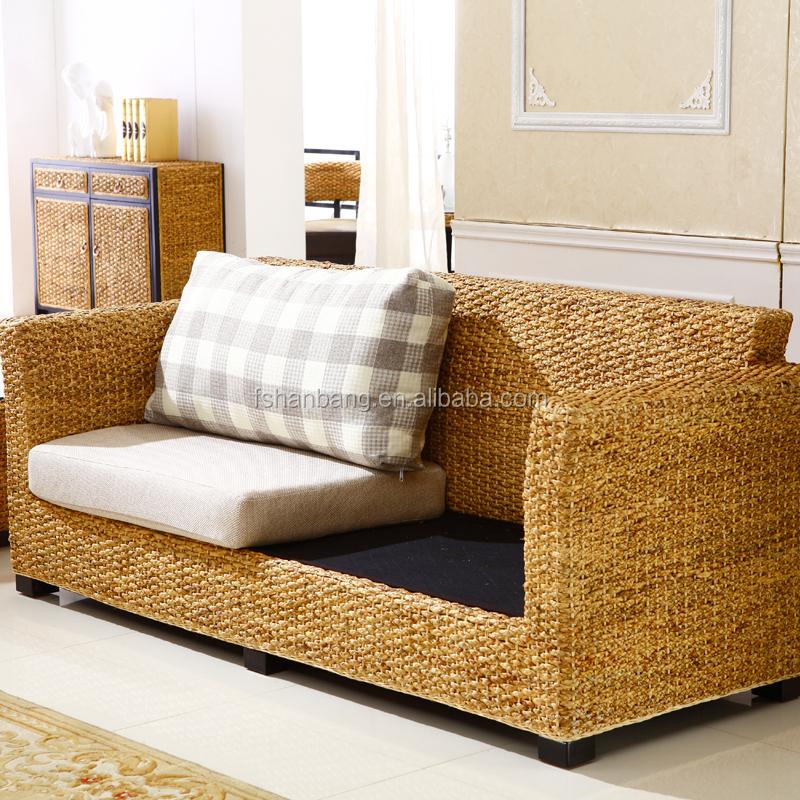 innen wintergarten nat rlichen rattan seegras korb. Black Bedroom Furniture Sets. Home Design Ideas